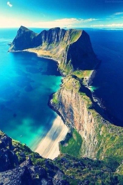 Роскошные пейзажи Норвегии - Страница 39 1487884669133085361