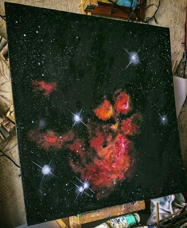 Звёздное небо и космос в картинках - Страница 37 1498206122127587413