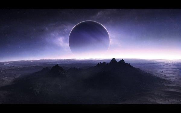 Звёздное небо и космос в картинках - Страница 37 1498253666127453929