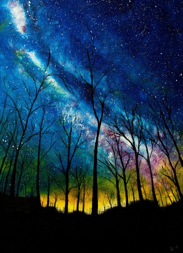 Звёздное небо и космос в картинках - Страница 39 1499250840179315246