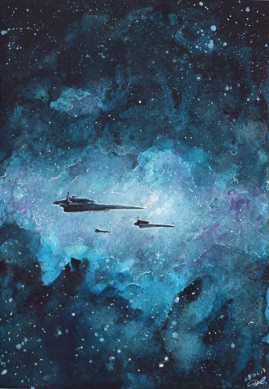 Звёздное небо и космос в картинках - Страница 6 1485090531140643171