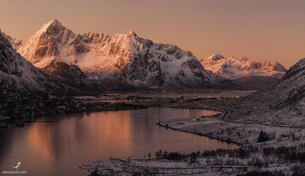 Роскошные пейзажи Норвегии - Страница 39 1487747921145938408