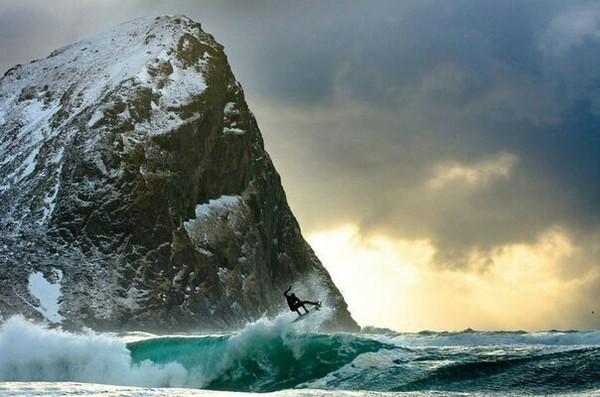 Роскошные пейзажи Норвегии 1489306811112087040