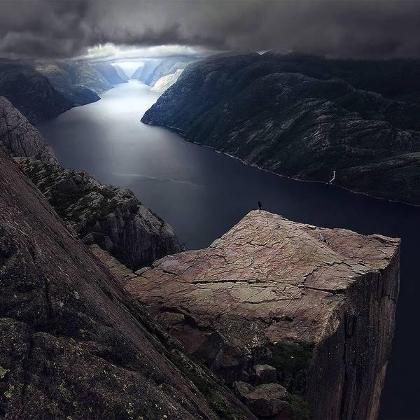 Роскошные пейзажи Норвегии 148970135514852953