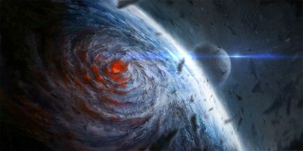 Звёздное небо и космос в картинках - Страница 39 1498734774156649105