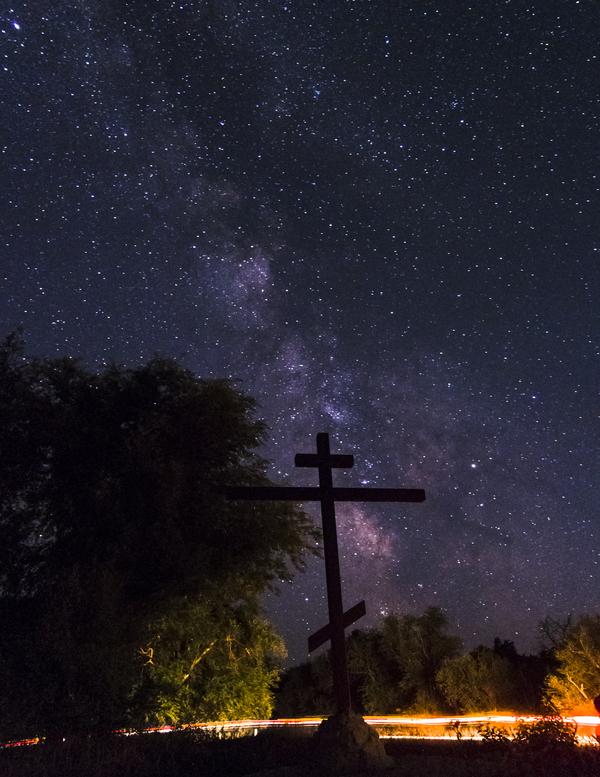 Звёздное небо и космос в картинках - Страница 40 1500233400170784564