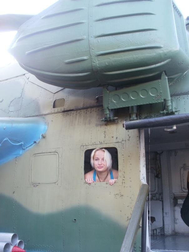 Мои путешествия. Елена Руденко. Украина. Киев. Музей войны. 2011 г.  Y_56811580