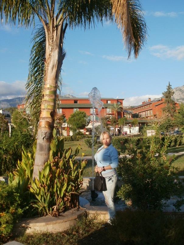 Мои путешествия. Елена Руденко. Турция. Кемер. 2011 г. Y_6941c58e