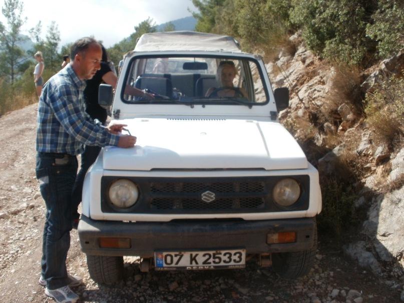 Мои путешествия. Елена Руденко. Турция. Джип Сафари. 2011 г. Y_647e50ae