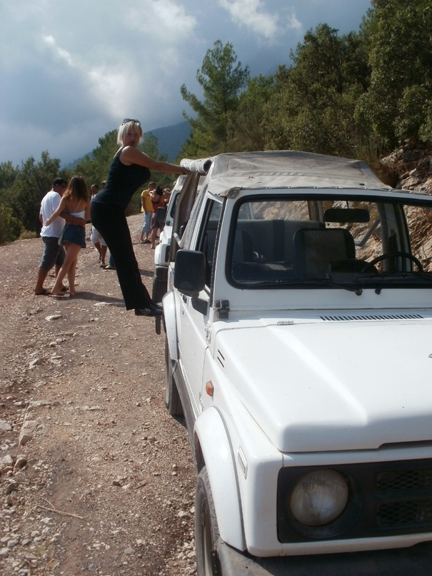 Мои путешествия. Елена Руденко. Турция. Джип Сафари. 2011 г. Y_b1a916b5