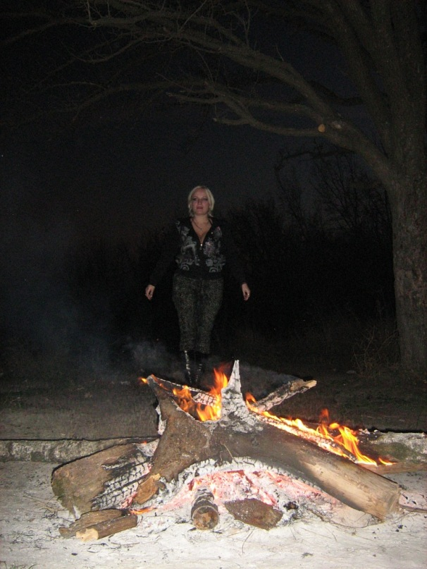Мои путешествия. Елена Руденко. Киев. Лысая гора. 2010 г. Y_4f2d4f94