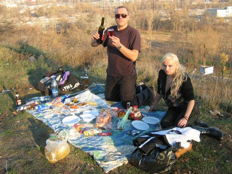 Мои путешествия. Елена Руденко. Киев. Лысая гора. 2010 г. Y_5d6d1f8b