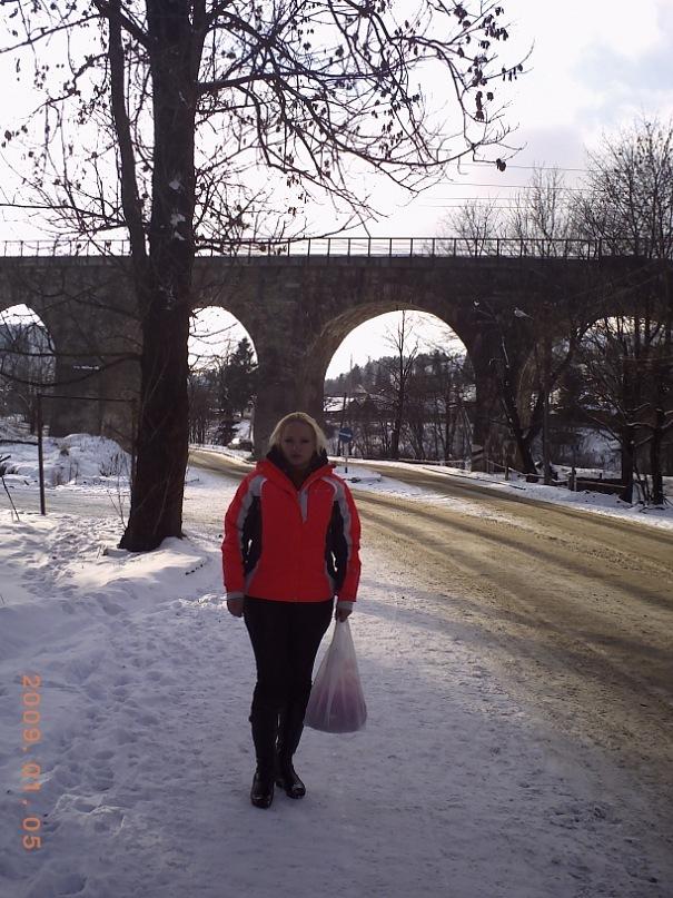 Мои путешествия. Елена Руденко. Карпаты ( Буковель. Ворохта ) январь 2011 г.  Y_3420958a