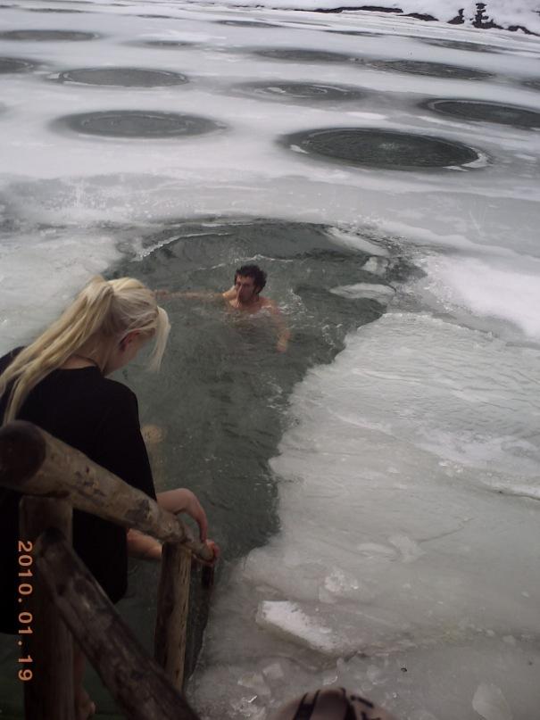 Мои путешествия. Елена Руденко. Карпаты ( Буковель. Ворохта ) январь 2011 г.  Y_533c1882