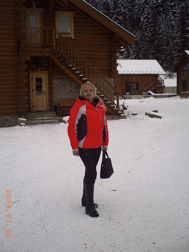 Мои путешествия. Елена Руденко. Карпаты ( Буковель. Ворохта ) январь 2011 г.  Y_a7abb6db