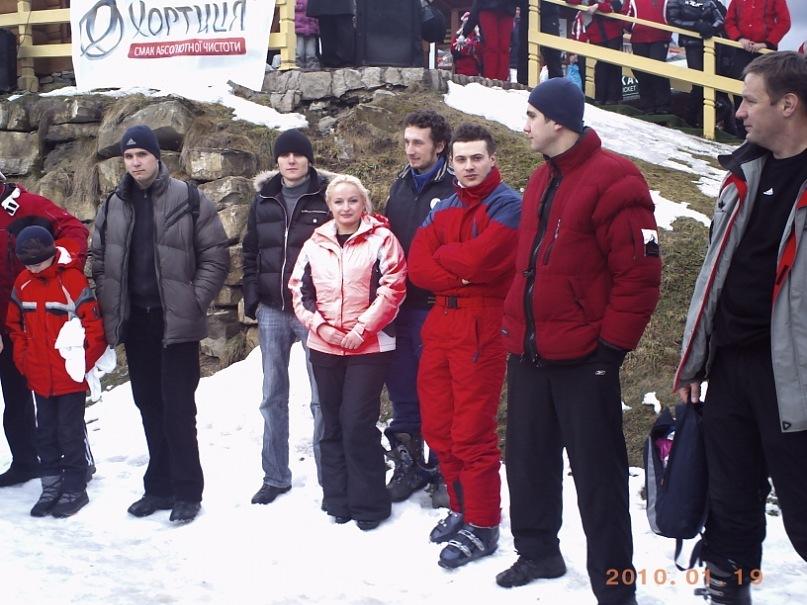 Мои путешествия. Елена Руденко. Карпаты ( Буковель. Ворохта ) январь 2011 г.  Y_f631a8aa