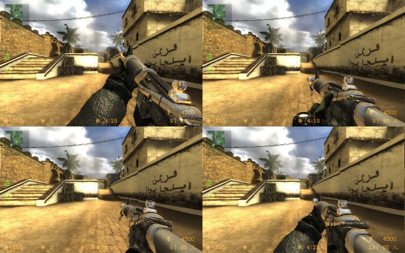 [CS:S] COD7 Black Ops Commando by igoriok999 zeej anims 91756408