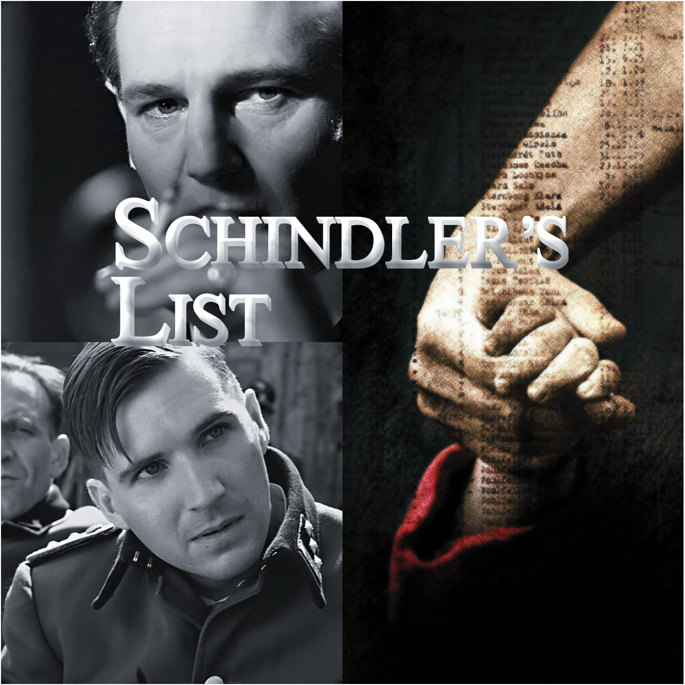 Ralph Fiennes Schindlers-list
