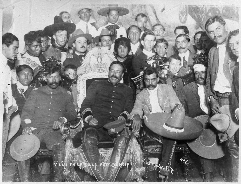 ¡Vámonos con Pancho Villa! - novela de Rafael F. Muñoz - varios formatos digitales VILLELA
