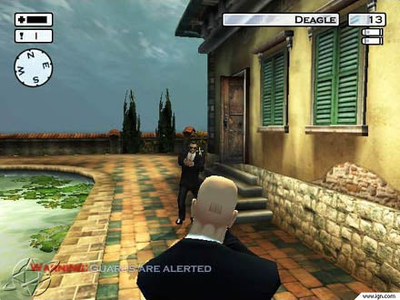 Wii is a casual/kiddy system! Hitman2_031303_gcn_in01
