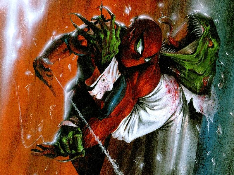 Imagenes de Calidad (no-anime) Spiderman