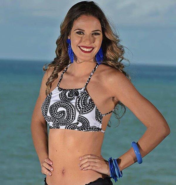 candidatas a miss bahia universo 2016, final: 28 de julho. Jaguarari-Aline-Martins