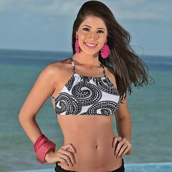 candidatas a miss bahia universo 2016, final: 28 de julho. Juazeiro-Clara-Carvalho