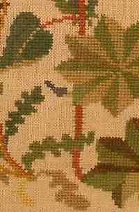 نقلات ورد تطريز فلاحي Detail-cross-stitch