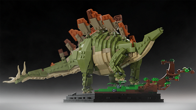 [LEGO] Bricksauria sur CUUSOO Thumb640x360