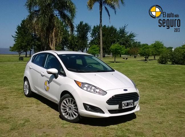 Los 7 autos mas seguros de la Argentina según Cesvi PremioCesvi5