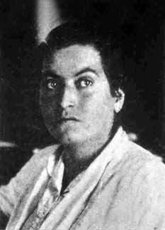 Homenaje a Gabriela Mistral en la fecha de su natalicio Mistral_retrato_233