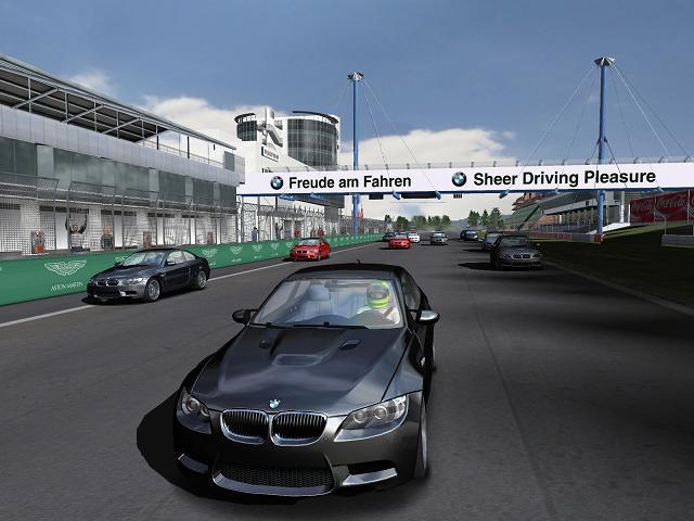 BMW M3 Challenge 2008 >TEK LİNK< Bmw_1