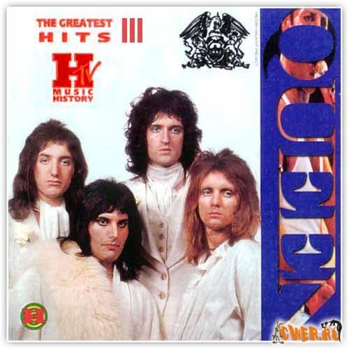 """Эпоха  Королевы""""... Queen_-_MTV_III-500"""