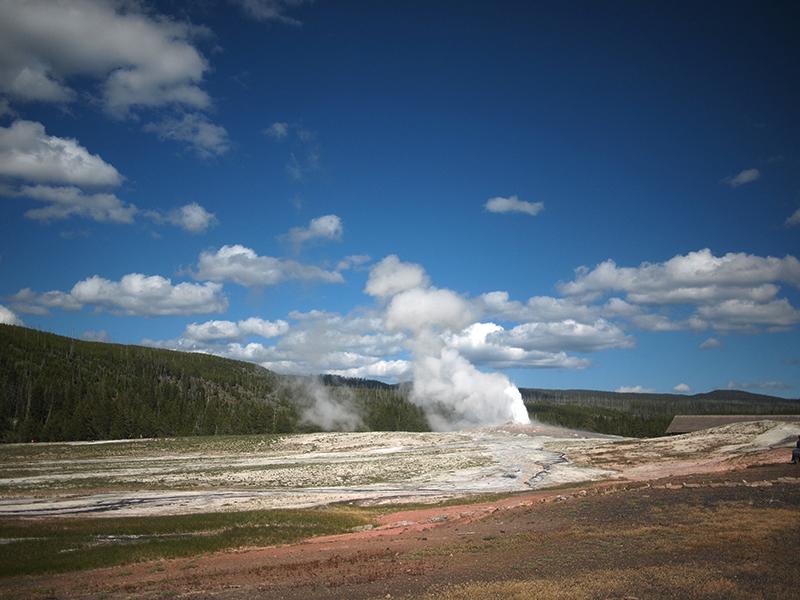 [USA - 3] Cross Country - Yellowstone 20120611_1958