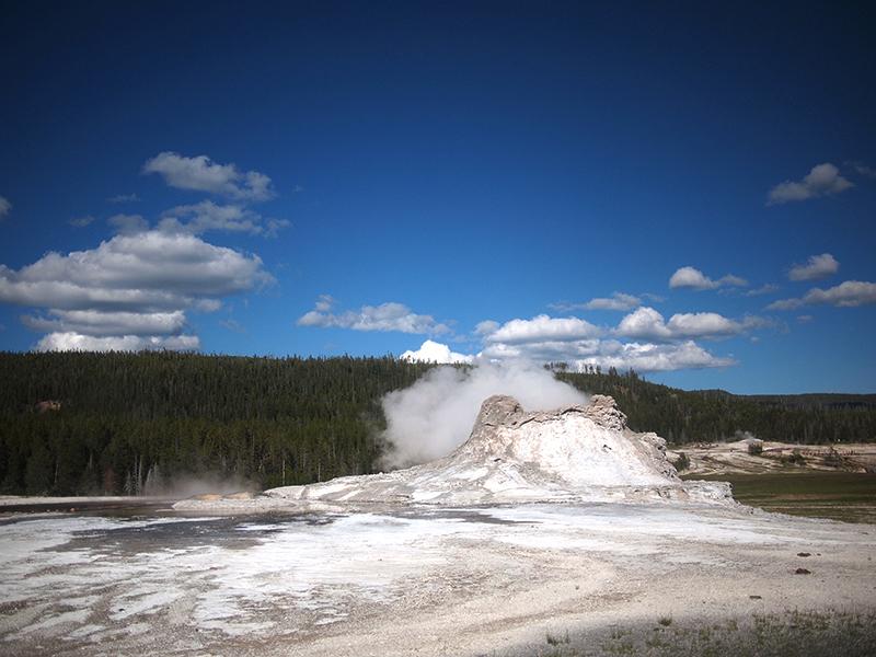 [USA - 3] Cross Country - Yellowstone 20120611_2030