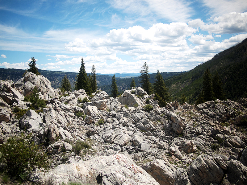 [USA - 3] Cross Country - Yellowstone 20120612_2207