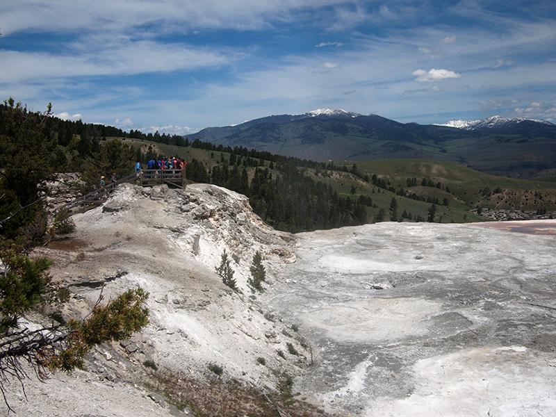 [USA - 3] Cross Country - Yellowstone 20120612_2219