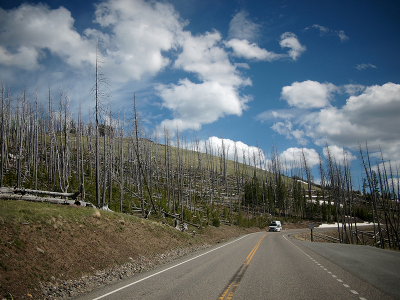 [USA - 3] Cross Country - Yellowstone 20120612_2405