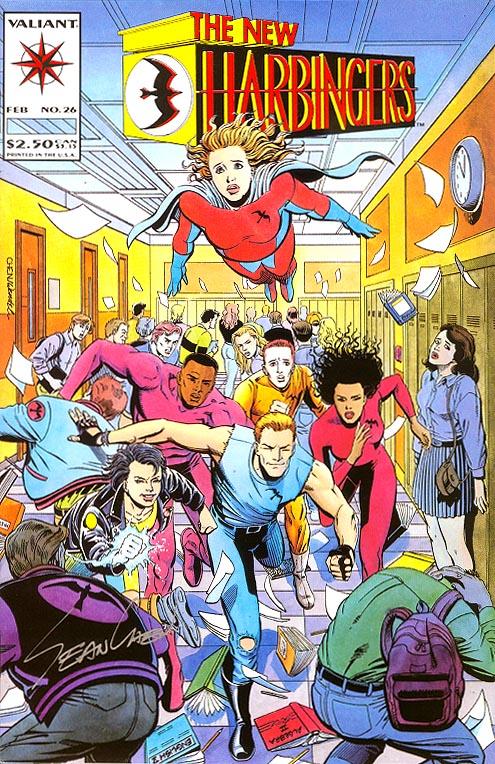 983-987 - Les comics que vous lisez en ce moment - Page 2 Harbinger%2026%20(Signed%20By%20Sean%20Chen)
