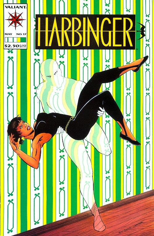 983-987 - Les comics que vous lisez en ce moment - Page 2 Harbinger%2017