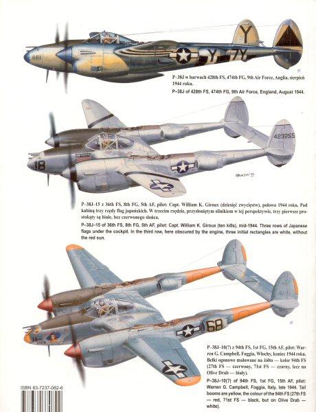 Cazas y ases de la segunda guerra mundial . Aj_p-38v1d