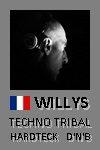 Acid Whirl: Acid & Rave stage: 15/11/2019 - Paris 1 WILLYS__ban