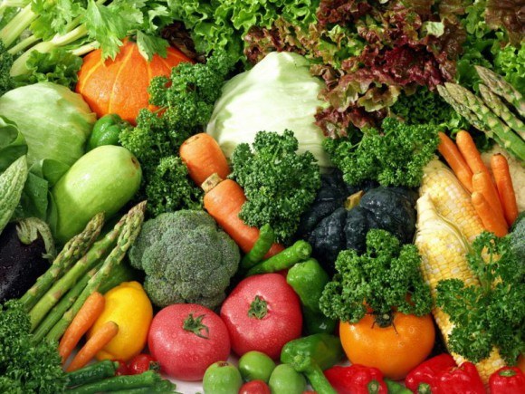 Вегетарианство и велоспорт Vegetables