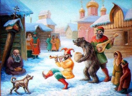 КАК МЫ СТАЛИ РУССКИМИ МЕДВЕДЯМИ? 1329139442_russians-lubok-big