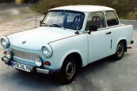 The Largest Automobile Manufacturing Sector 110-trabant