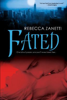 Dark Protectors - Tome 1 : Fated de Rebecca Zanetti 8686057