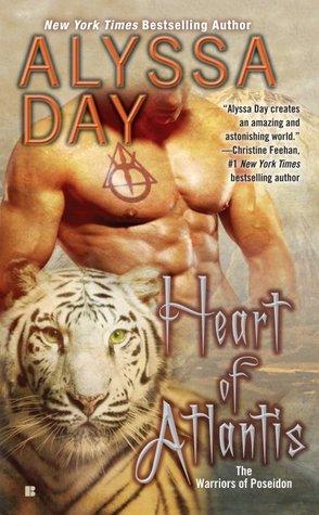 Warriors of Poseidon - Tome 8 : Heart of Atlantis d'Alyssa Day 11092162