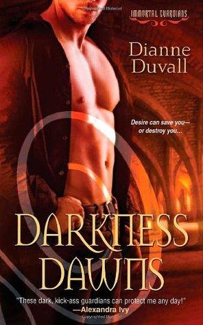 Immortal Guardians - Tome 1 : Darkness Dawns de Dianne Duvall 8804062