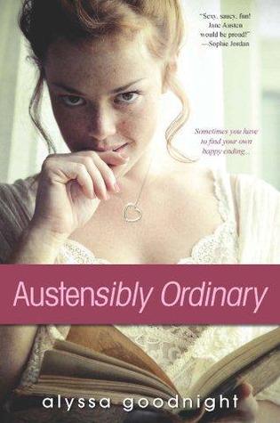 Austensibly Ordinary d'Alyssa Goodnight 15811633