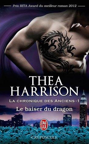 Chroniques des Anciens (série) de Thea Harrison 16096181